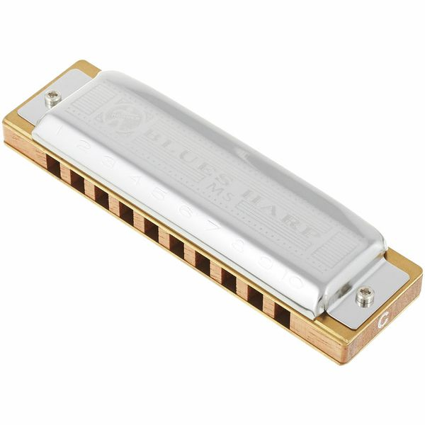 532/20D  ARMONICA BLUES HARP D HOHNER=RE