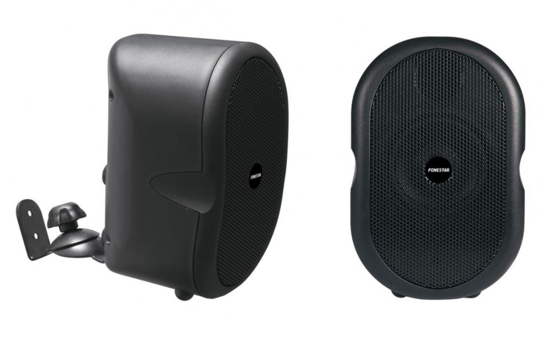 AMBIENT-BT20A  BAFLES BLUETOOTH NEGRO