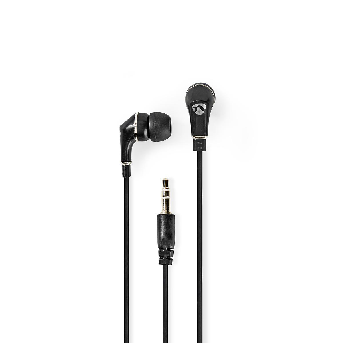 HPWD1002BK  AURICULARES INTRA CON CABLE