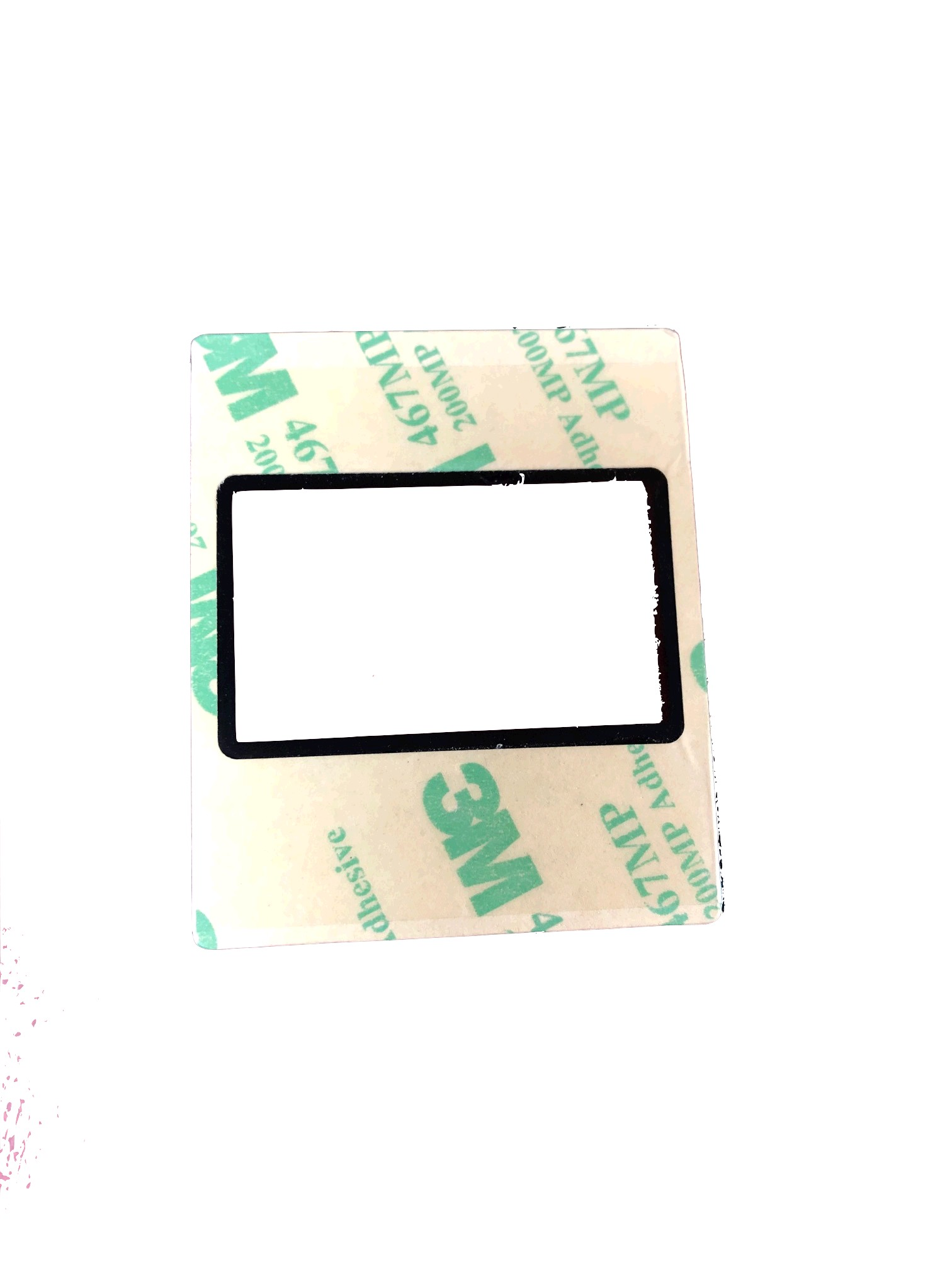 K223814601  LCD COVER SHEET(POLYCARBONATE)