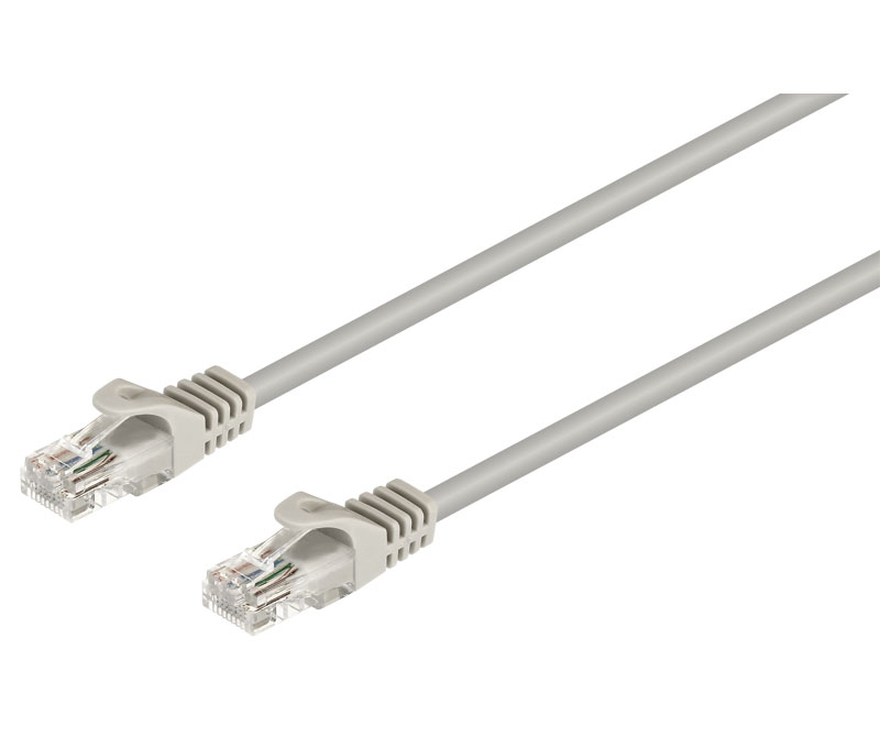 WIR602  CABLE 1,5mts RJ45 GRIS UTP